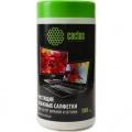 Cалфетки Cactus CS-T1001 для экранов и оптики (100шт)