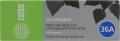 Cactus для HP / Картридж CACTUS CS-CB436AS для принтера HP LJ P1505/M1120 mfp/M1522 mfp