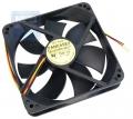 Вентилятор для корпуса Gembird FANCASE3/BALL, 120x120x25, ball, 3 pin, провод 30 см