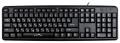 Клавиатура Oklick 180M Black USB