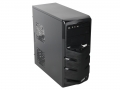Корпус ATX 450W 3Cott 4004 Black ATX  USB/Audio