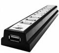 Разветвитель 10*USB2.0 CBR CH-310 БП