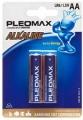 Эл. питания АА SAMSUNG Pleomax LR6 BL-2 (по 2 штуки в упаковке) пальчиковые