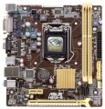 Мат.плата 1150 Asus H81M-R/C/SI iH81 SVGA PCI-E 2xDDR3 2xSATA3 2xSATA2 GLAN D-SUB DVI mATX RTL