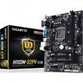 Мат.плата 1151 Gigabyte GA-H110M-S2PV iH110 PCI-E 2xDDR4 4xSATA3 GLAN D-SUB DVI USB3 mATX RTL