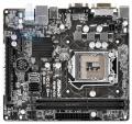 Мат.плата 1150 ASRock H81M-DG4 iH61 SVGA PCI-E 2xDDR3 2xSATA2 2xSATA3 GLAN D-SUB DVI mATX RTL