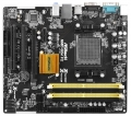 Мат.плата AM3 ASRock N68C-GS4 FX GF7025/630a SVGA PCI-E 2*DDR3+2*DDR2 SATA2 IDE GLAN COM mATX RTL