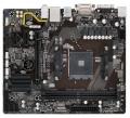 Мат.плата AM4 Gigabyte GA-A320M-DS2 PCI-E 2*DDR4 4*SATA3 RAID GLAN D-SUB DVI mATX RTL