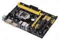 Мат.плата 1150 Asus H81M2/C/SI iH81 SVGA PCI-E 2xDDR3 2xSATA3 2xSATA2 GLAN COM+LPT+TPM 2*DVI mATX RTL