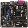 Мат.плата 1150 MSI H81M-P32L iH81 SVGA PCI-E DDR3 SATA3 GLAN D-SUB DVI USB3 mATX RTL