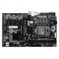 Мат.плата 1150 Colorful C.H81A-BTC V20 iH81 1xPCI-Ex16 5xPCI-Ex1 2*DDR3 SATA3 GLAN USB3 D-SUB DVI HDMI ATX RTL