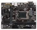 Мат.плата 1151 Gigabyte GA-H110M-M.2 iH110 PCI-E 2xDDR4 4xSATA3 M.2 GLAN D-SUB DVI HDMI USB3 mATX RTL