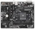 Мат.плата AM4 Gigabyte GA-A320M-H PCI-E 2*DDR4 4*SATA3 RAID M.2 GLAN DVI HDMI mATX RTL