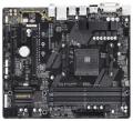 Мат.плата AM4 B350 Gigabyte GA-AB350M-DS3H V2 2*PCI-E 4*DDR4 4*SATA3 RAID M.2 GLAN DVI HDMI DP mATX RTL