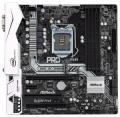 Мат.плата 1151 B250 ASRock B250M PRO4 2*PCI-Ex16 PCI-Ex1 PCI 4xDDR4 6*SATA3 2*M.2 GLAN D-SUB DVI HDMI USB3 mATX RTL