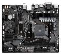 Мат.плата AM4 B550 Gigabyte B550M S2H 1*PCI-Ex16 2*PCI-Ex1 2*DDR4 4*SATA3 RAID M.2 GLAN D-SUB DVI HDMI USB3 mATX RTL