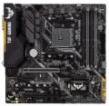 Мат.плата AM4 B450 Asus TUF B450M-PLUS GAMING 2*PCI-Ex16 PCI-Ex1 4*DDR4 6*SATA3-RAID M.2 GLAN USB3 DVI HDMI mATX RTL