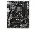 Мат.плата AM4 B450 MSI B450-A PRO MAX 2*PCI-Ex16 4*PCI-Ex1 4*DDR4 6*SATA3 RAID M.2 GLAN D-SUB DVI HDMI USB3 ATX RTL