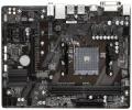 Мат.плата AM4 A320 Gigabyte GA-A320M-H 3.0 PCI-E 2*DDR4 4*SATA3 RAID M.2 GLAN DVI HDMI mATX RTL