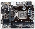 Мат.плата 1151 Gigabyte GA-H110M-S2H iH110 PCI-E 2xDDR4 4xSATA3 GLAN D-SUB DVI HDMI USB3 mATX RTL