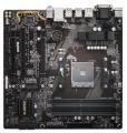 Мат.плата AM4 Gigabyte GA-AB350M-D3H 2*PCI-E 4*DDR4 4*SATA3 RAID M.2 GLAN D-SUB DVI HDMI DP mATX RTL