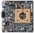 Мат.плата Asus N3050T Celeron N3050 2xSO-DDR3 2xSATA3 mSATA GLAN D-SUB HDMI USB3 mini-ITX RTL