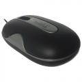 Мышь CBR CM-200 silver USB slim-корпус, мини, 1200dpi