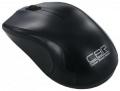 Мышь CBR CM-100 black USB, 1200 dpi., провод 1,3м