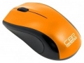 Мышь CBR CM-100 orange USB, 800dpi.