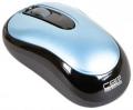 Мышь CBR CM-150 blue USB, глянец, мини, 1200 dpi.