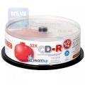 Диск CD-R SmartBuy 700MB 52x CB-25 (25шт)