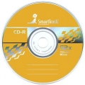 Диск CD-R SmartBuy 700MB 52x Fresh-Lemon (1шт)