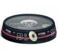 Диск CD-R TDK 700Mb 52x Cake Box (10шт) [t19539]