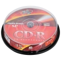Диск CD-R VS 700Mb 52x Cake Box (10шт)