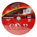 Диск CD-R VS 700Mb 52x Shrink (10шт)