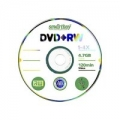 Диск DVD+RW SmartBuy 4,7Gb 4x Cake Box (1шт)