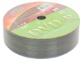 Диск DVD+R VS 4,7Gb 16x shrink (25шт)