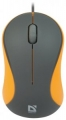 Мышь Defender Accura MS-970 grey/orange