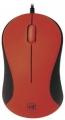 Мышь Defender MS-960 red USB 3кн. 1200dpi (52961)