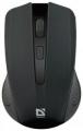 Мышь Defender Accura MM-935 black USB беспроводная 4кн, 1600 dpi (52935)
