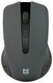 Мышь Defender Accura MM-935 grey USB беспроводная 4кн, 1600 dpi (52936)