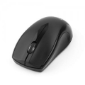 Мышь Gembird MUSW-320 black беспроводная 2.4Ггц, 2кн.+колесо-кнопка 1000dpi