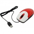 Мышь Genius NetScroll 100 v2 red USB 1000 dpi