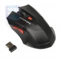 Мышь Nakatomi Navigator MRON-04U black RF 2.4G Optical 6 кнопок + ролик прокрутки USB