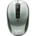 Мышь Sven RX-255W grey беспроводная