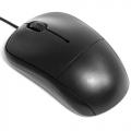 Мышь Nakatomi MON-05U black игровая 3 кнопки + ролик прокрутки, USB
