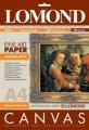 Холст Lomond для струйной печати А4, 10л. 0908401/0908411
