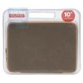 """Чехол QUMO VELOUR 10"""", коричневый, дизайн 1"""