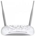 Модем TP-Link TD-W9970 до 300 Мбит/с (802.11n), ADSL/VDSL, USB, 4x10/100