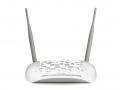 Модем TP-Link TD-W8961N 4-Ethernet порта / 300 Mbps, 802.11b/g/n, 2.4GHz / Broadcom / Annex A